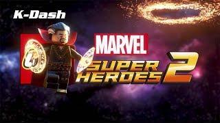 닥터 스트레인지 심층탐구 - 레고 마블 슈퍼 히어로즈 2 Lego Marvel Super Heroes 2 Dr. Strange