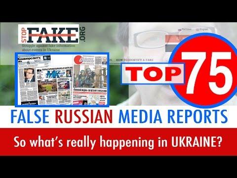 StopFake Ukraine Top 75 Review