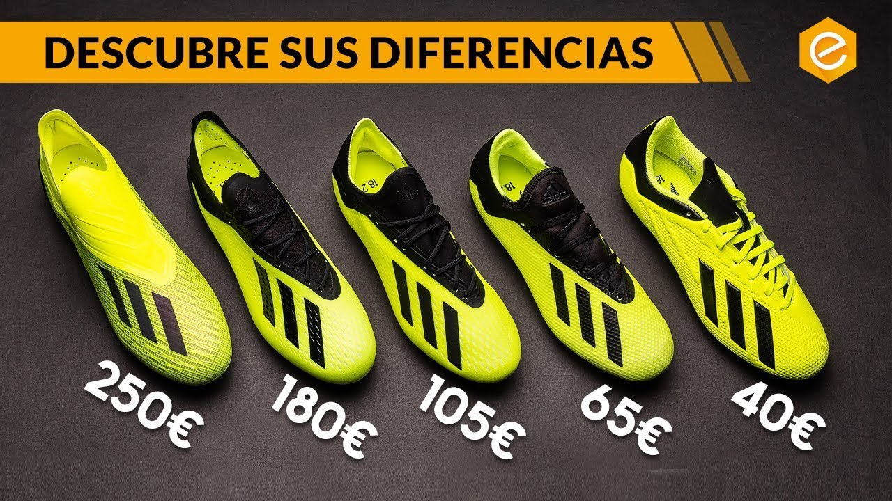 Todas Las Gamas Y Precios Adidas X18 shQdCtr