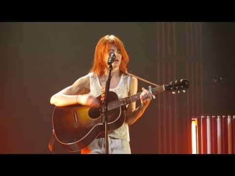 Axelle Red Je te l'avais dit live au Trianon le 8 octobre 2013