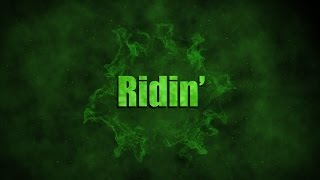 beatsbyNeVs - Ridin\' [FREE DL]