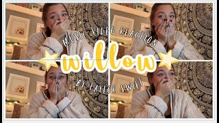 Taylor swift willow music video ...