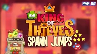 """King of Thieves: How To Do """"Spawn Jumps"""""""