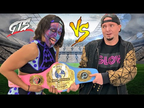JAMES ELLSWORTH VS HOLIDEAD For the INTERGENDER CHAMPIONSHIP!