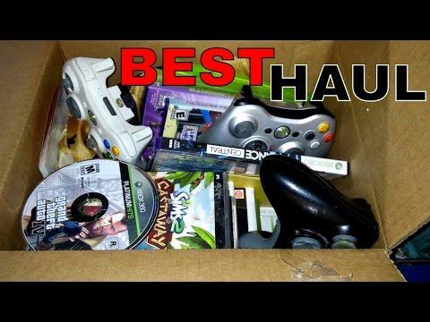 BEST!!! Gamestop Dumpster Dive Night #98