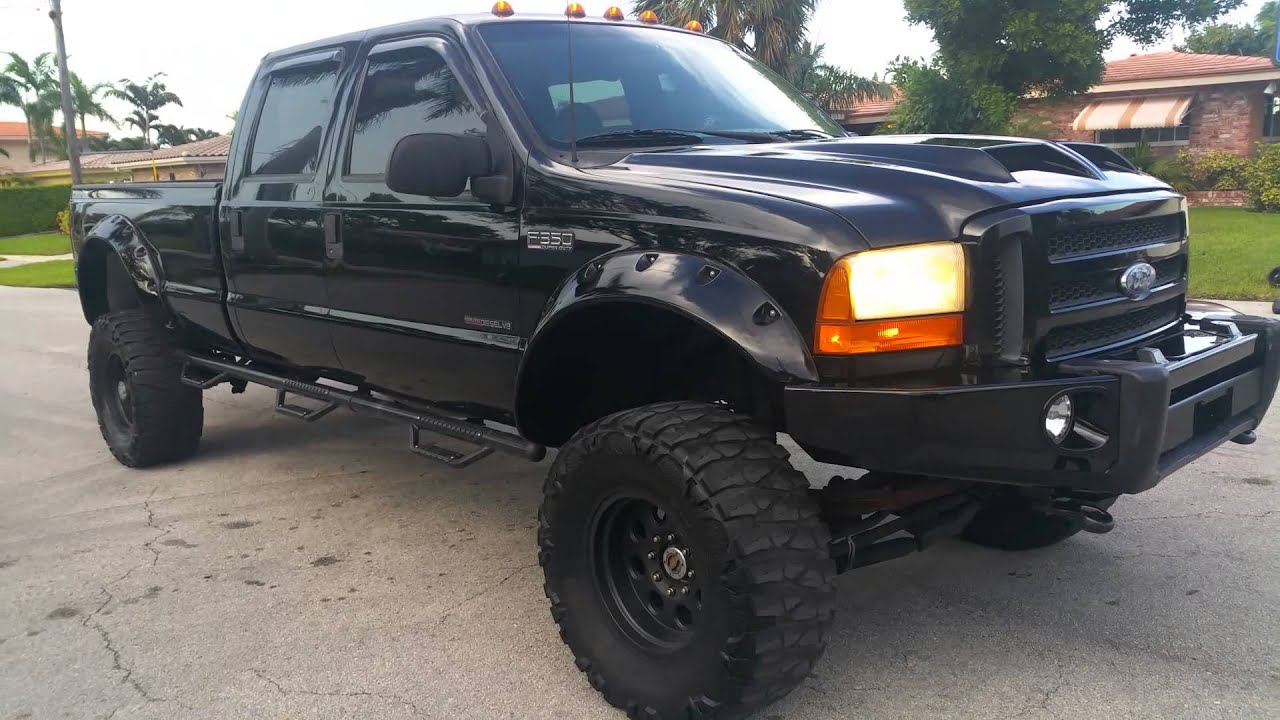 2000 ford f350 lariat diesel 4x4 for sale youtube. Cars Review. Best American Auto & Cars Review