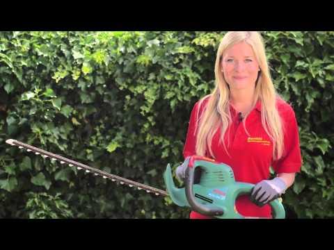 Video Die Heckenscheren - Rentas Werkzeugvermietung