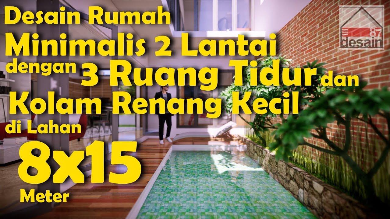 64 Koleksi Desain Rumah Kolam Renang Kecil HD