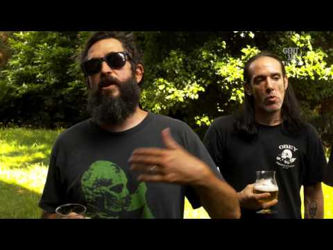 The Budos Band Gent Jazz Festival 2016 interview