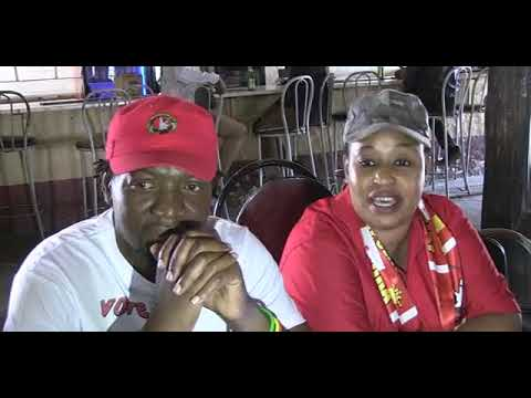 breaking news MDCT   Khupe cancles Harare lauch because of Chamisa