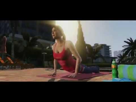 Gaja Baja ft GTA-5 trailer
