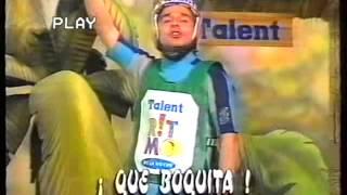 Ritmo de la Noche. Los Irrompibles, gano la prueba de surf. Año 1994.