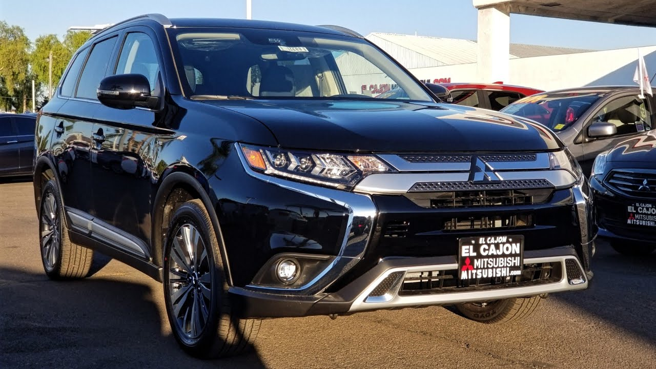 2020 Mitsubishi Outlander Gt First Look 2020 Outlander Gt Review