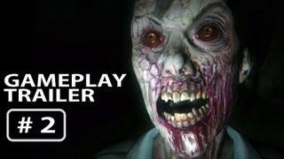 ZombiU Gameplay Trailer # 2 (Nursery)