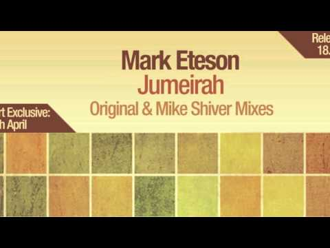 Mark Eteson - Jumeirah (Original Mix)