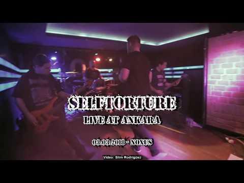 SELFTORTURE - Live at Ankara - 03.03.2018 - Noxus