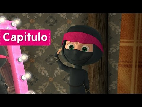 Masha y el Oso - LOS VENGADORES (Capítulo 51) Dibujos Animados en español! HD HD