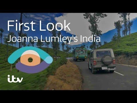 Joanna Lumley's India | Tracking Elephants | ITV