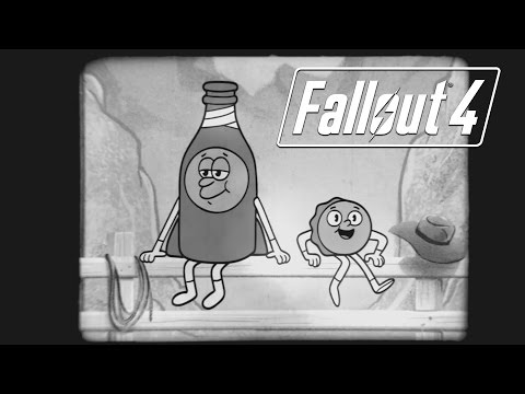 Fallout 4:  NukaWorld Theme Song feat Bottle & Cappy