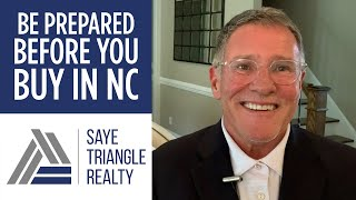 What to Know Before Buying in NC