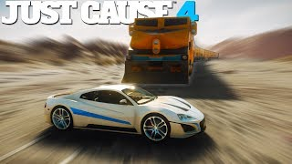 Just Cause 4 - Fails #5 (JC4 Funny Moments Compilation)