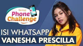 #PhoneChallenge - Vanesha Prescilla
