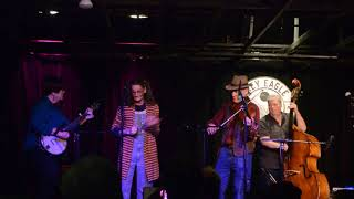 Susanna Gal - The Dillards with Abby the Spoon Lady (Asheville, NC)