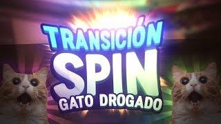[TUTORIAL DORGAS EN ESPAÑOL] EFECTO DEL GATO DROGADO - TRANSICIÓN SPIN ZOOM EN SONY VEGAS