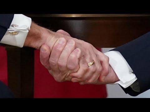 Taxe Gafa : Donald Trump et Emmanuel Macron jouent l'apaisement