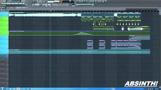 [FL STUDIO] Showtek - Slow Down (Anthem Emporium 2013) + FLP