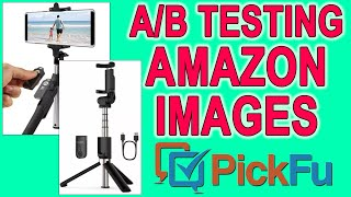 Gambar cover How to Split Test Amazon FBA Images and Product Titles [PickFU]
