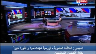 """فيديو.. خبير: تصنيع نقل ثقيل ومحركات طائرات في """"المنطقة الصناعية الروسية"""""""