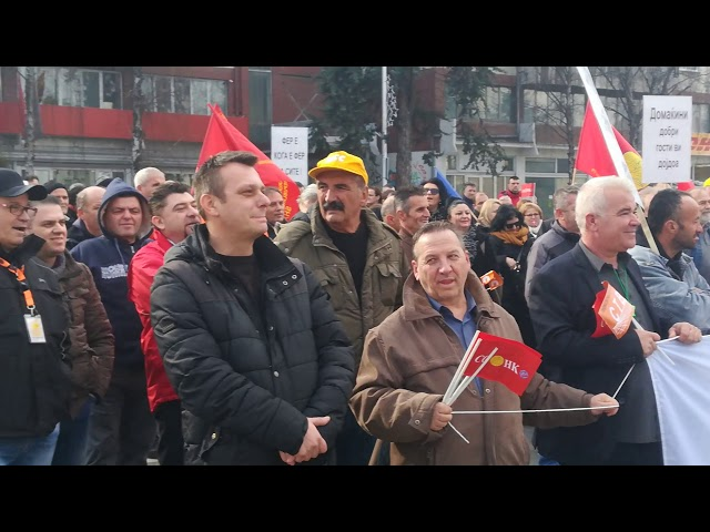 sonk protest