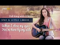 Stay A Little Longer With Lyrics-Half Girlfriend 2017