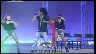 Ayumar Castro - my caribbean love in tv italiana