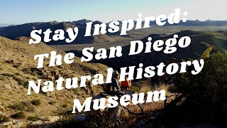 Balboa Park to You - Stay Inspired: The San Diego Natural History Museum