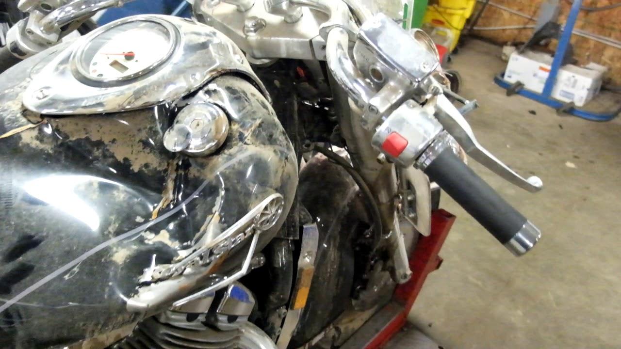 98 Yamaha XVZ 1300 Royal Star Used Motorcycle Parts For Sale