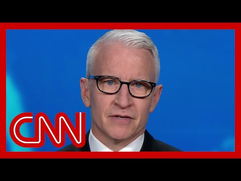 Anderson Cooper rips Trump for hijacking coronavirus briefing