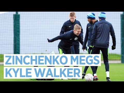 Nutmegs and Rondos! | Training | Man City Mp3