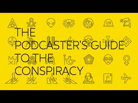 The Podcaster's Guide to the Conspiracy - Episode 147: Champagne chemtrails and reptilian dreams