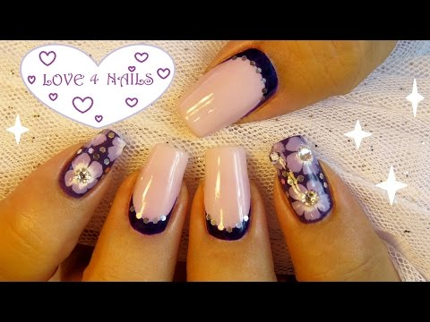 Manicure Monday Nail Art Design #4 StyleHaul Blog