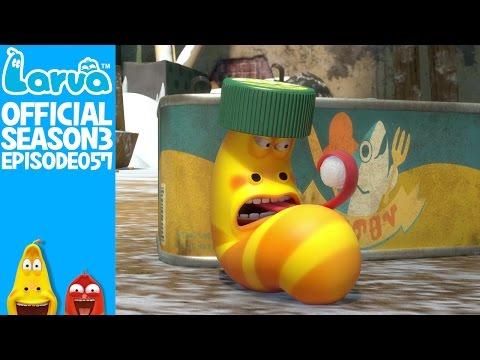 [Official] Snowball fight - Larva Season 3 Episode 57