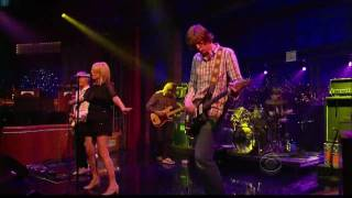 Sonic Youth - Sacred Trickster - Live With David Letterman [06.10.2009]