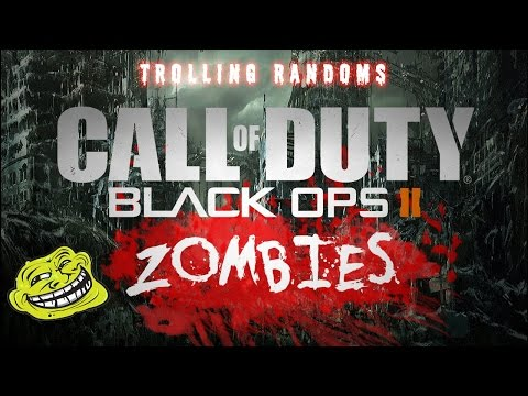 Black Ops 2 Zombie Max Rank Trolling ppl