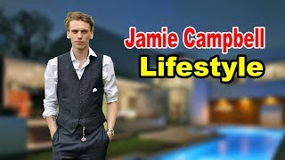 Jamie Campbell - Lifestyle, Girlfriend, Family, Net Worth, Biography 2019 | Celebrity Glorious YouTube Videos