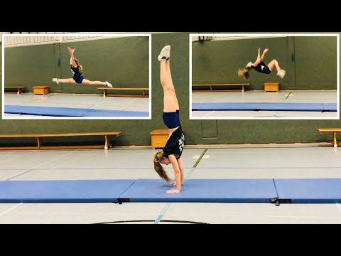 Tanz Akrobatik dance gymnastics Training