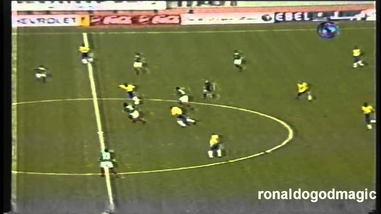 1997 Confederations Cup Ronaldo vs Mexico - YouTube