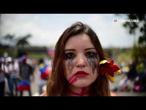 Comienza Gran Plantón en Venezuela para presionar a Maduro