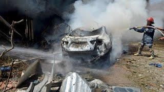 قتلى في استهداف نظام الأسد مدينة دوما بريف دمشق