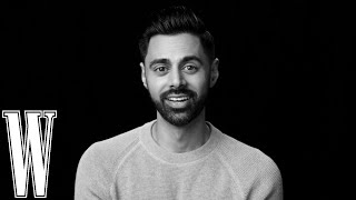 Hasan Minhaj Learned Stand Up Comedy Through Debate Club | Screen Tests | W Magazine